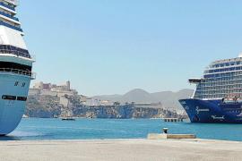 Ibiza será el puerto que más crezca en cruceros con 187 escalas y 320.000 pasajeros en 2017