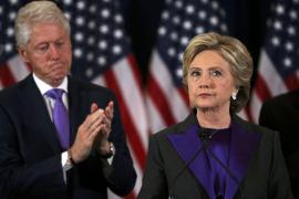 Hillary Clinton felicita a Donald Trump y le ofrece su apoyo