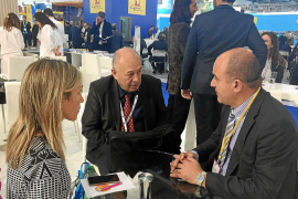 Santa Eulària avanza en el intento de conseguir financiación privada para el Palau de Congressos