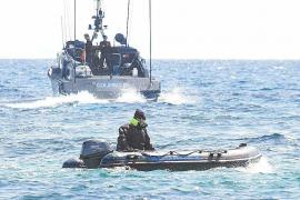 Detenidos dos colombianos por un alijo de cocaína hallado en marzo en Formentera