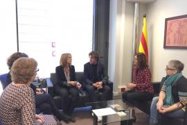 Los gobiernos catalán, valenciano y balear estrechan relaciones para promover el uso del catalán