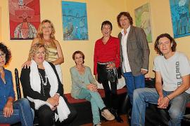 Olga Planas expone sus obras en La Posada de Bellver
