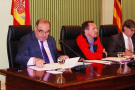 Palau defiende las autopistas de Ibiza, porque de no haberlas hecho habría «consecuencias nefastas»