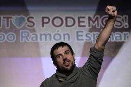 Ramón Espinar se adjudica las primarias de Podemos Madrid