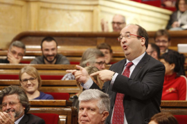 Iceta avisa: la ruptura entre el PSC y el PSOE sería un «gran triunfo del imaginario independentista»