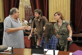 Armengol prefiere que la presidencia del Parlament siga siendo de Podemos
