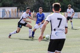 El San Rafael empata 1-1 contra el Llosetense