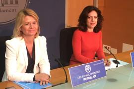 El PP exige a Armengol que explique a los ciudadanos la «inestabilidad» de su Govern