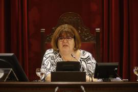 MÉS pide a Huertas que mantenga la dignidad del Parlament