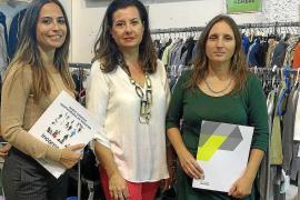 Playasol Ibiza Hotels recoge 260 kilos de ropa para Deixalles