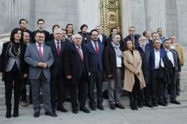 El Congreso inicia la tramitación para «suspender» la Lomce