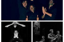 Arte en Rueda lleva su espectáculo 'Improvisto' al Mandrágora Café