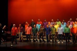 El Mallorca Gay Men's Chorus presenta 'Cinco' en sa Congregació