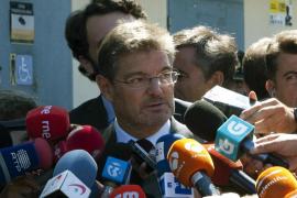 Catalá, sobre la presunción de inocencia de la infanta Cristina: «Cuando un asunto tiene tanto impacto mediático hay prejuicios»