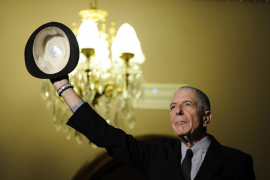 Leonard Cohen falleció tras sufrir una caída durante la noche
