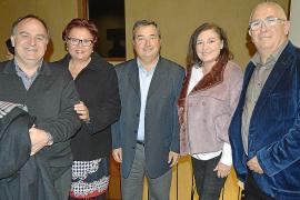 Entrega del premio Dijous Bo en Inca