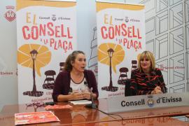 El equipo de gobierno del Consell d'Eivissa rendirá cuentas a los ciudadanos en vivo