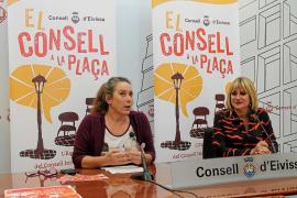 El Consell d'Eivissa gastará 10.000 euros en el «humilde» Consell a la plaça
