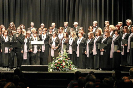 El estreno de 'Stoneage' de Sara Galiana encumbra el concierto de Santa Cecilia