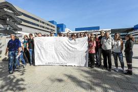 Los trabajadores de las ambulancias convocan dos nuevas jornadas de protesta