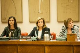 Fátima Báñez dice que el gasto en pensiones será del 11 % del PIB en 2060