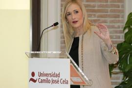 Cifuentes afirma que Díaz explota el «victimismo» y da por zanjada la polémica