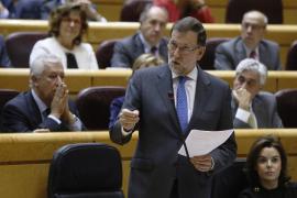 Rajoy deja claro a los independentistas que nadie podrá saltarse la ley «a la torera»