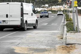 El acceso a Jesús volverá a cerrarse al tráfico tras las Navidades para reparar los desperfectos