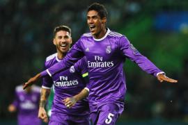Benzema sale al rescate del Madrid ante el Sporting