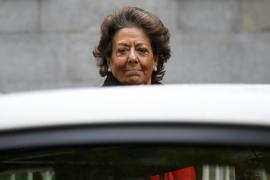 Rita Barberá sufre un infarto en un hotel de Madrid