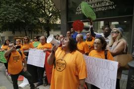 Las PAH lamentan que la Ley de Vivienda «es inútil para el 80% de los casos de emergencia habitacional»