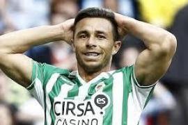 La juez abre juicio oral contra el futbolista Rubén Castro y le impone una fianza de 200.000 euros