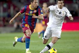 El Barça liquida la eliminatoria con una goleada a placer (5-1)