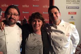 Los restaurantes de Mallorca Adrián Quetglas y Argos logran una estrella Michelin