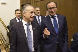 Íñigo Urkullu, reelegido lehendakari con los votos del PNV y del PSE-EE