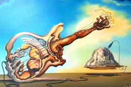 Madame Dalí muestra hasta el 24 de enero 40 nuevos cuadros en Sa Residència