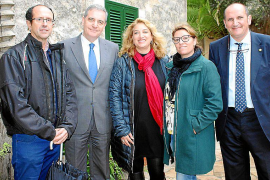 Nombramiento del Tafoner Major 2016-2017 de la DO Oli de Mallorca