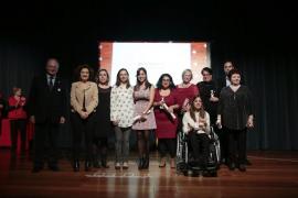 La Creu Roja Balears homenajea a voluntarios, socios y colaboradores