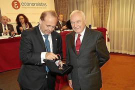 Los economistas de Baleares rinden homenaje a Gabriel Sampol