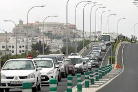 Dos millones de beneficio al año por las autovías de Ibiza