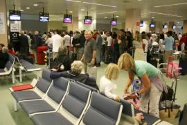 El aeropuerto de Eivissa rompe su techo anterior y alcanza hasta octubre los 4,8 millones de pasajeros