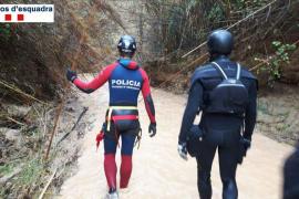 Hallan el cadáver de la joven desaparecida tras una riada en Barcelona