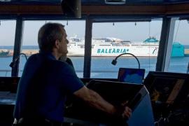 Los buques de Baleària usan una herramienta meteorológica desarrollada en la UIB