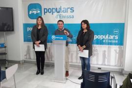 El PP pide 42,7 millones más para Ibiza en los presupuestos del Govern