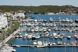 Vientos favorables para el sector náutico de Menorca