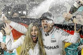 Rosberg, un campeón hecho en Ibiza