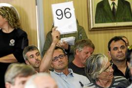 Ocho años de cárcel y 21,5 millones de multa para el reventador de la subasta de Sant Josep