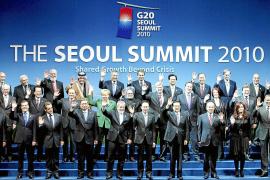 Acuerdo de mínimos en el G-20