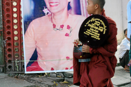 La Junta Militar birmana podría poner hoy en libertad a la opositora Suu Kyi