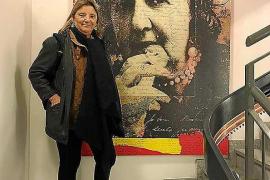 Arrela presenta en Roma la traducción al catalán de 'La Terra Santa'